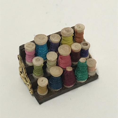 Three-Tier Thread Shelf