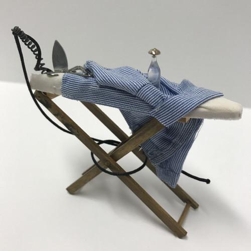 Ironing Board w/Shirt