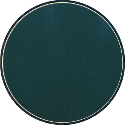Round color swatch for MG6173W Atlantic Blue dollhouse carpet