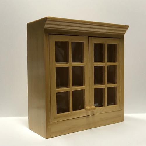 Oak Upper Cabinet (AZT4374)