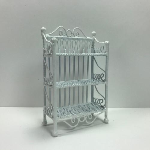Small Shelf Unit, White (EIWF506)