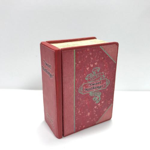Sweet Nothings Secret Book (UFN0104) closed