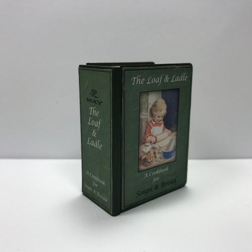 The Loaf & Ladle Secret Book (UFN0106) closed