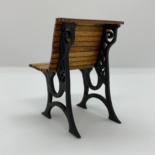 Victorian Student Bench Seat (UFN1119W)