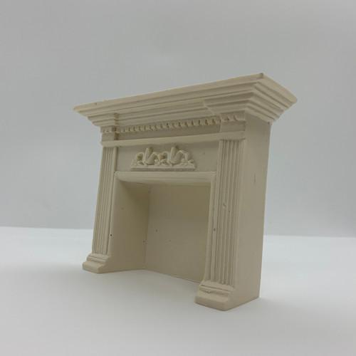 Fireplace (UMF2) bottom angled