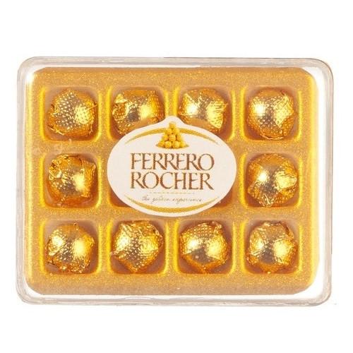 Dollhouse Miniatures Box Of Swiss Chocolates