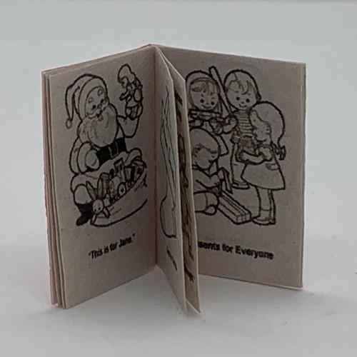 CIMICB001 - Santa Claus Coloring Book
