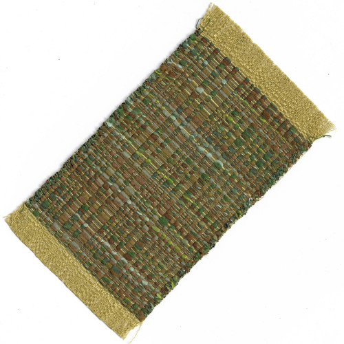 Small Rug in Green Tones (SMSHWRS419A)
