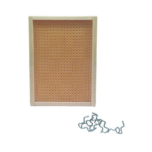 Pegboard with Hooks (IC0815)