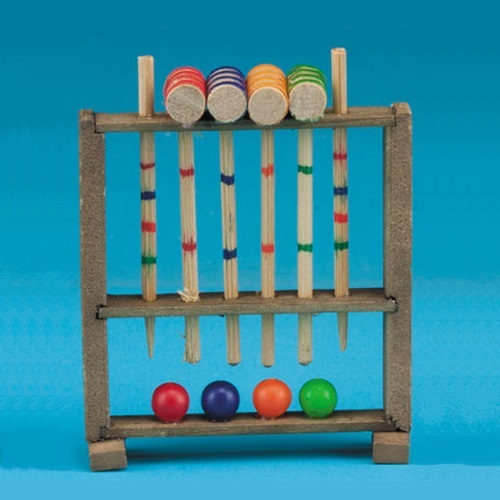 Croquet Set (DAR2308-09)