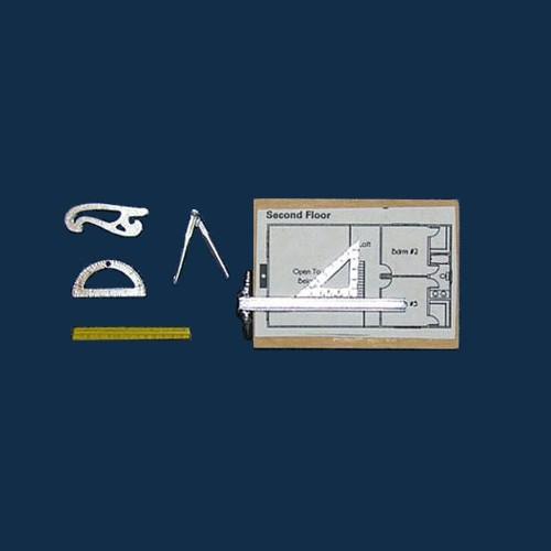Miniature Drafting Set (IC5009)