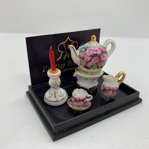 Teapot w/Brazier Set (MC14888)