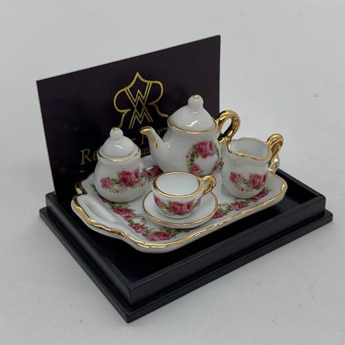 Roseband Tea Set (MC16218)