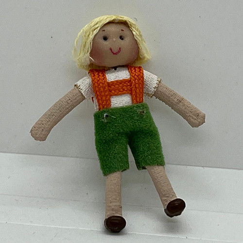 Vintage Hansel Doll (AM523)