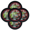 Jake's Mint Chew Pouches Raspberry Lime 5 Cans