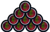 Jake's Mint Chew Cherry 10 Cans