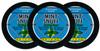 Oregon Mint Snuff Wintergreen 3 Cans