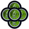 Jake's Mint Chew Spearmint 5 Cans
