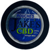 Jake's Mint Chew CBD Pouches Straight Mint 1 Can