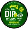 Teaza Herbal Hemp Peppermint Pouches Single