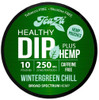 Teaza Herbal CBD Hemp Wintergreen Chill Pouches Single