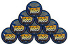 Hooch Snuff Pouch Packs 10 Cans Mint