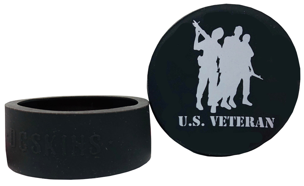 DC Skins Snuff Covers - Veteran