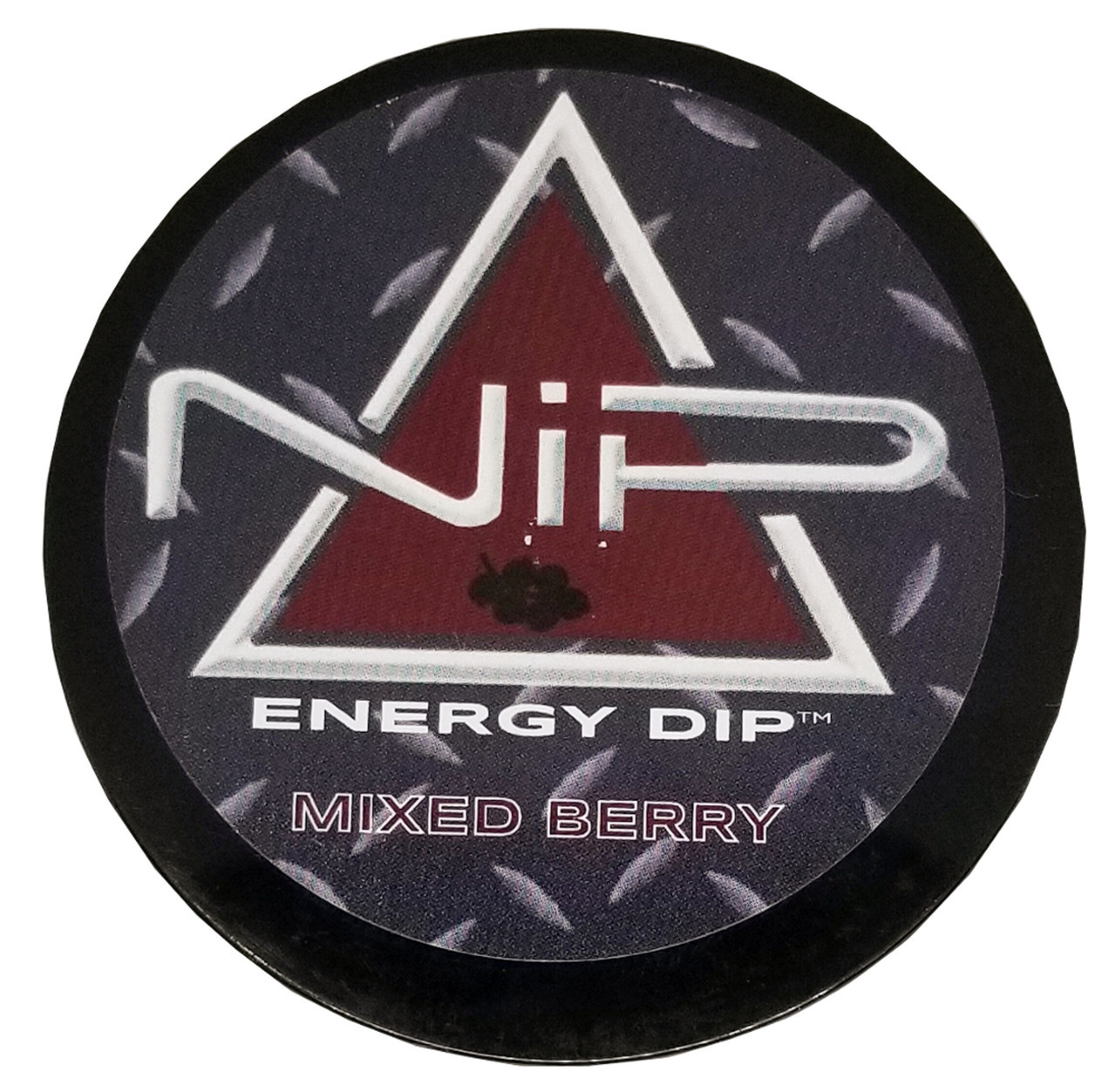 Nip Energy Dip Mixed Berry