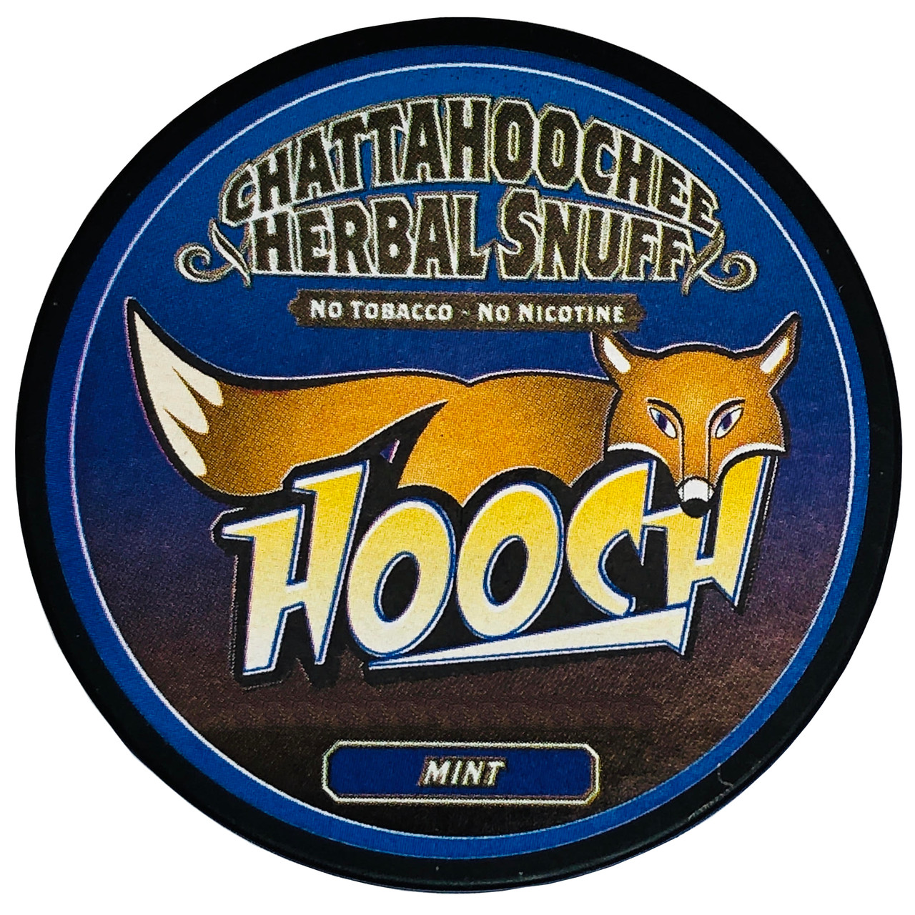 Hooch Snuff 1 Can Mint