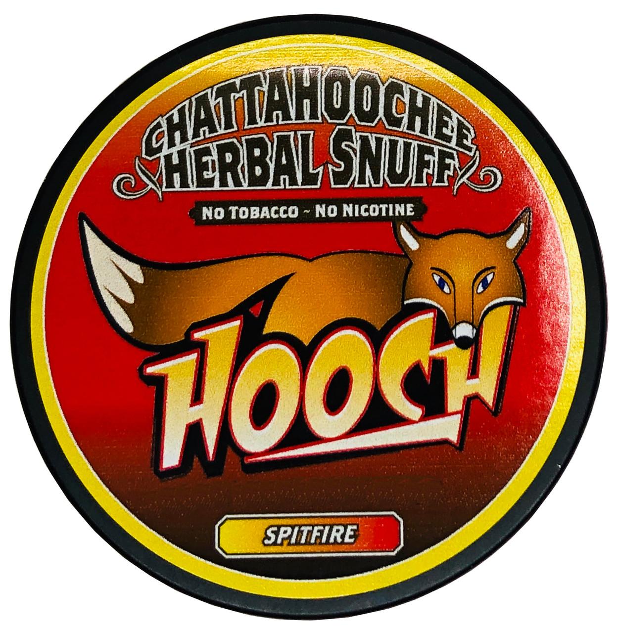Hooch Snuff 1 Can Spitfire