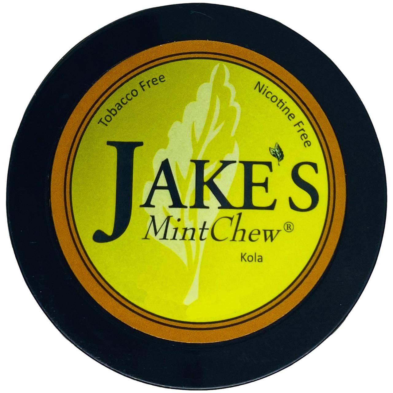 Jake's Mint Chew Kola 1 Can