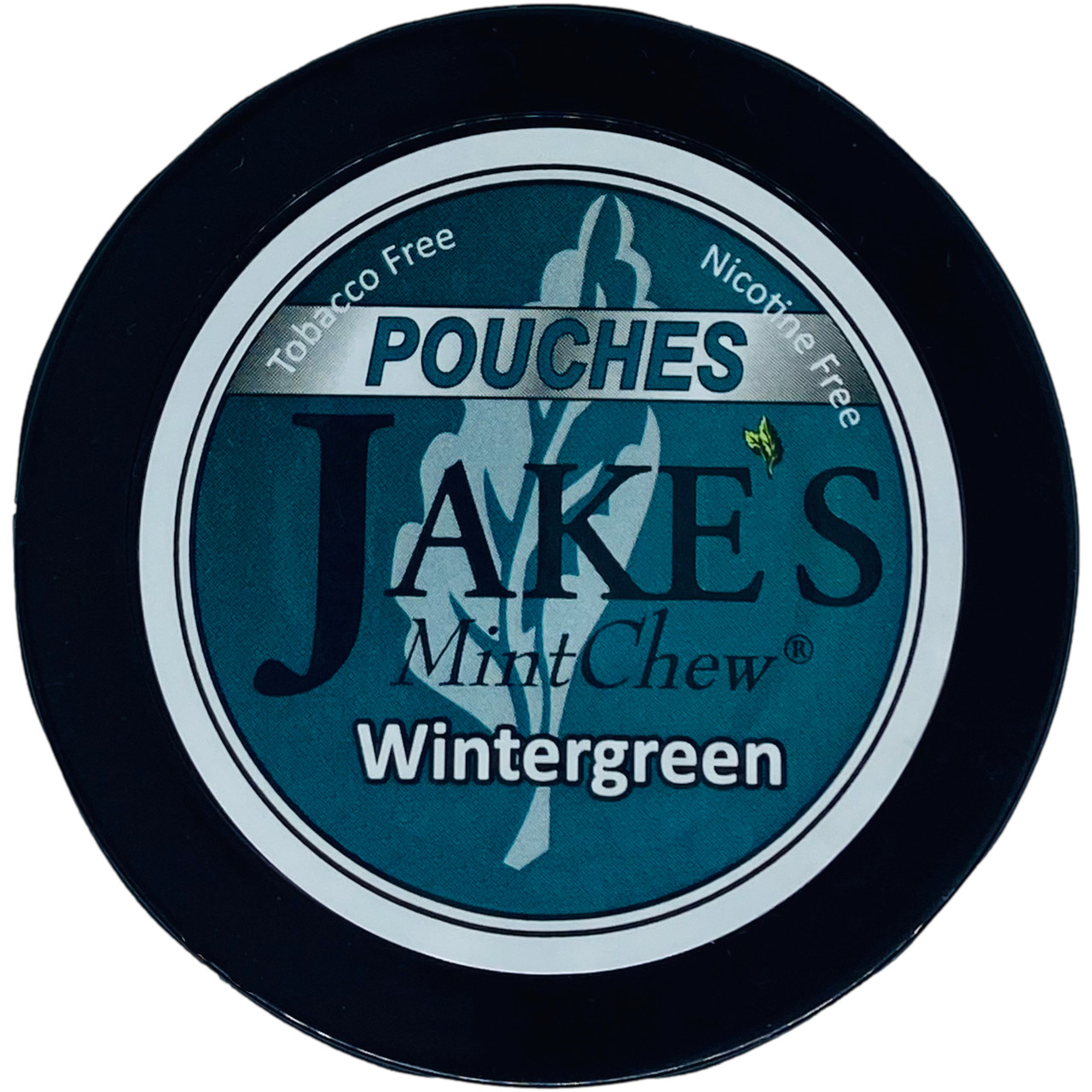 Jake's Mint Chew Pouches Wintergreen 1 Can