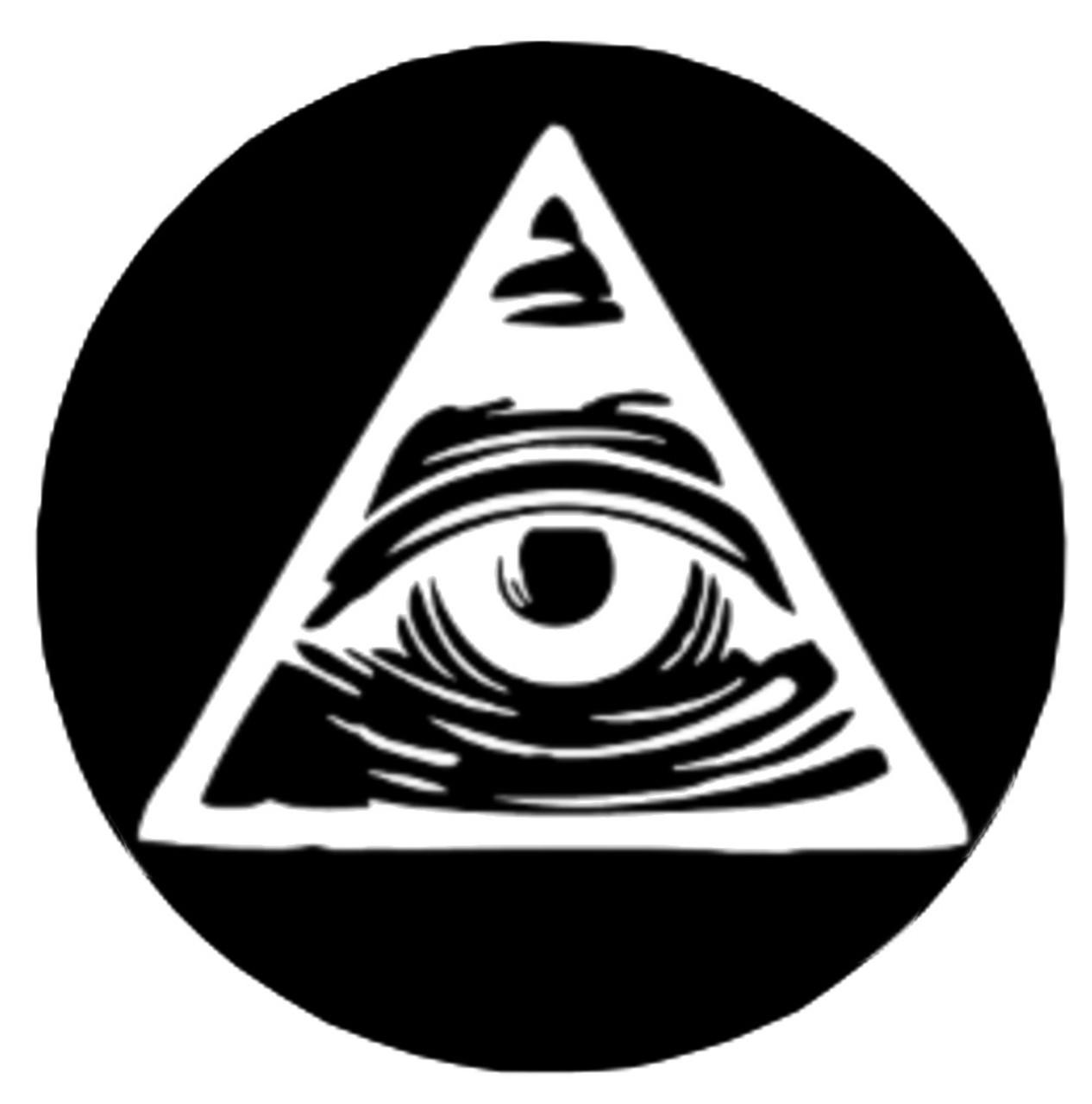 DC Skins Snuff Can Covers - Illuminati