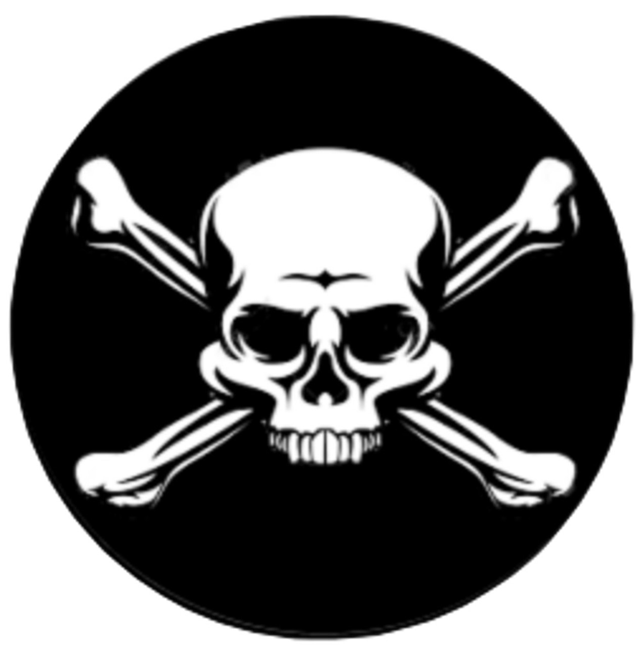 DC Skins Snuff Covers - Jolly Roger