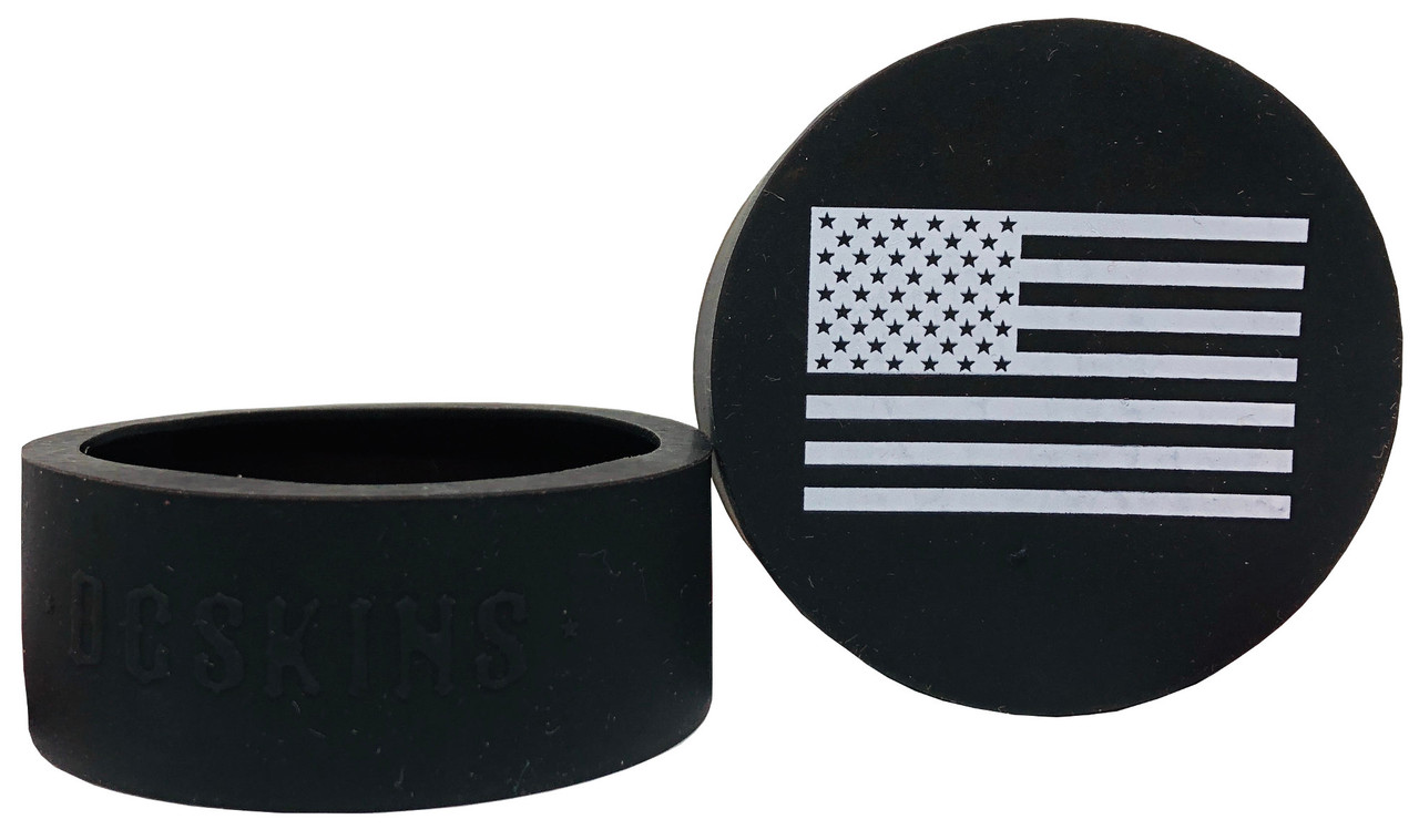 DC Skins Snuff Covers - US Flag