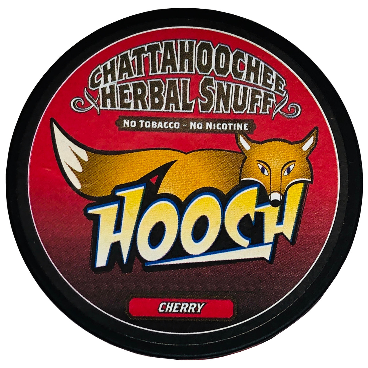 Hooch Snuff Pouch Packs 1 Can Cherry