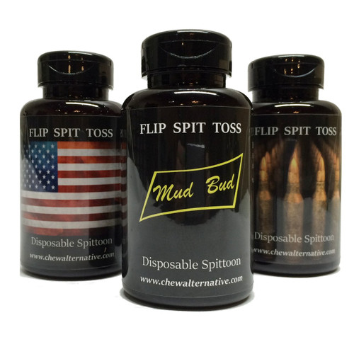 Mud Bud 3 Pack - Original - American Flag - Bullets