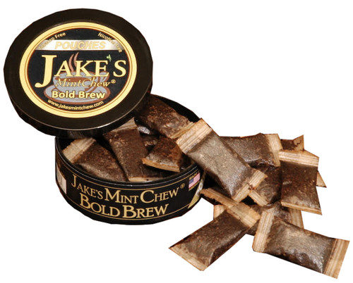 Jake's Bold Brew Coffee Pouches - 10 Cans