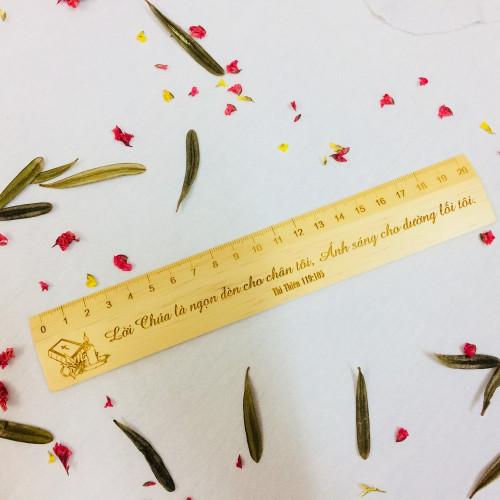Thước Gỗ - Thi-thiên 119:105 - TG-04
