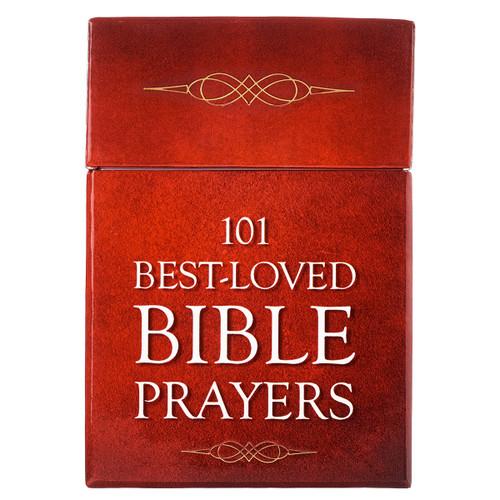 Hộp Card Thông Điệp Lời Cầu Nguyện - Best-loved Bible Prayers - BX077