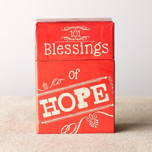 Hộp Card Thông Điệp Hy Vọng - Blessing Of Hope - BX081