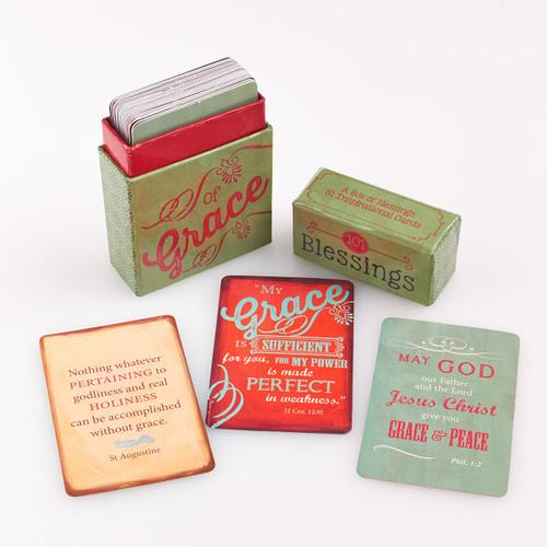 Hộp Card Thông Điệp Ân Điển - Blessing Of Grace - BX082
