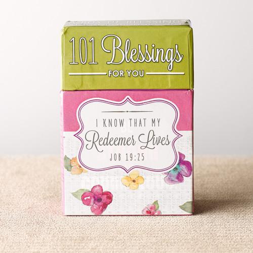 Hộp Card Thông Điệp Phước Lành  - Blessing For You - BX095