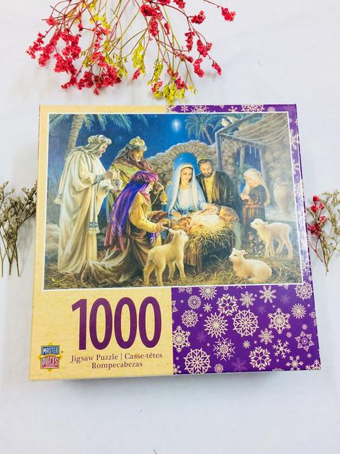 Bộ Xếp Hình - Chúa Giáng Sinh - 1000 mảnh ghép - BXH-06
