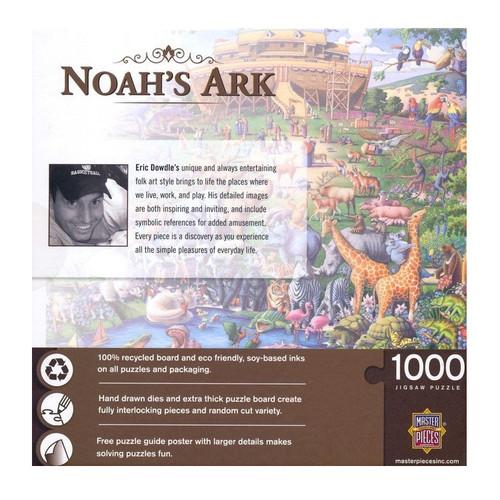 [] Bộ Xếp Hình - Con Tàu Nô-ê - 1000 mảnh ghép - BXH-07