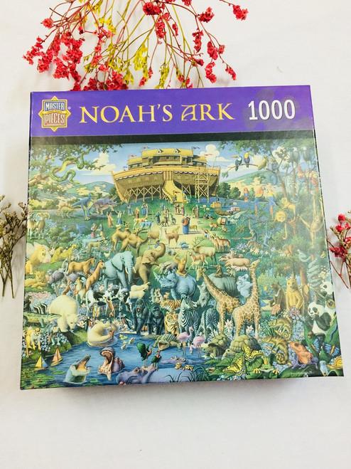 Bộ Xếp Hình - Con Tàu Nô-ê - 1000 mảnh ghép - BXH-07