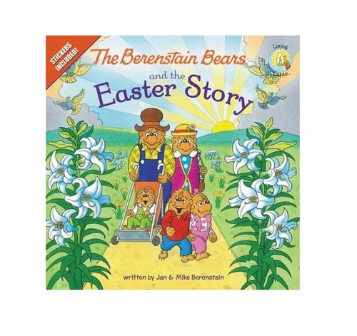Sách Những Chú Gấu Berenstain Và Câu Chuyện Phục Sinh - The Berenstain Bears and the Easter Story - SA - 1170