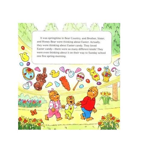 Sách Những Chú Gấu Berenstain Và Câu Chuyện Phục Sinh - The Berenstain Bears and the Easter Story - SA
