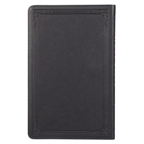 Kinh Thánh Tiếng Anh - Bản King James Version KJV - Bìa Da Màu Đen - KJV058