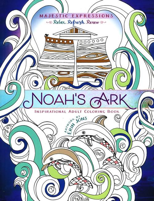 Sách Tô Màu - Noah's Ark